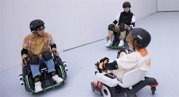 九号机甲战车套件高配版开售 亲子互动神器再升级