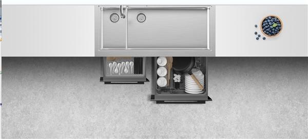 奥田集成水槽洗碗机 解放你的个人时间
