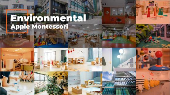 Apple Montessori国际学校火热招生,培养学生学龄前国际化思维