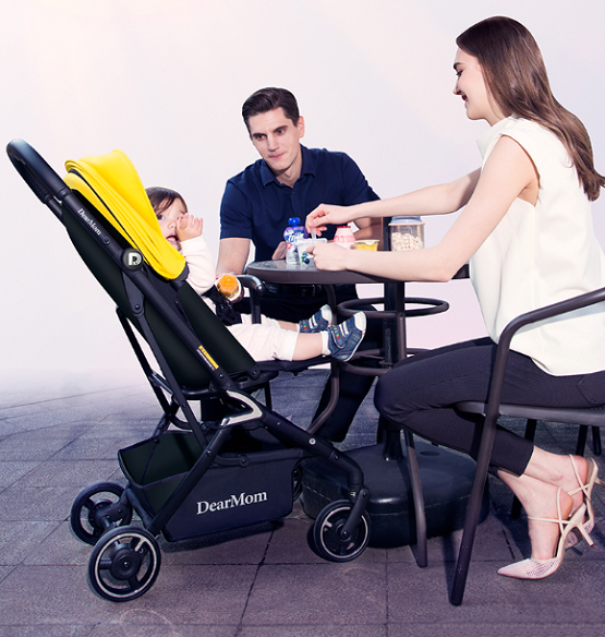 DearMom匠心打造 A7 pro儿童推车,提升出行体验