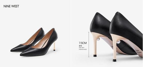 NINE WEST的鞋子怎么样?经典时尚搭配推荐,好穿时髦yyds!