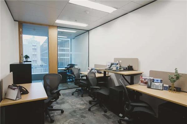 数字科技推动新办公,TEC上海灵活办公空间