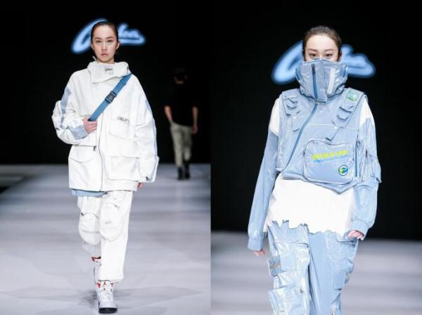 匠心设计 国潮时代,新锐品牌GUUKA登录石狮国际时装周