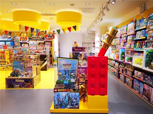 北京乐迷们的福音,乐高®授权专卖店进驻悠唐购物中心