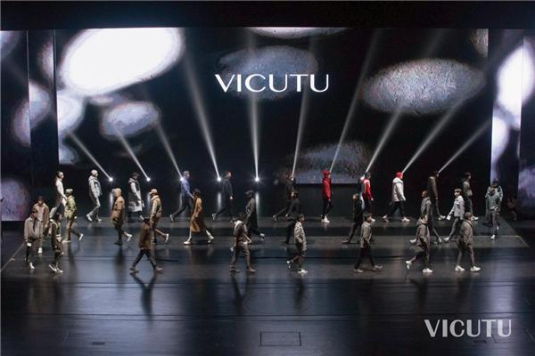 VICUTU 2021AW新品首秀 演绎大自然的光影故事
