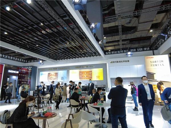 上海建博会 奥田诠释国厨新潮流,为智慧人文生活赋能