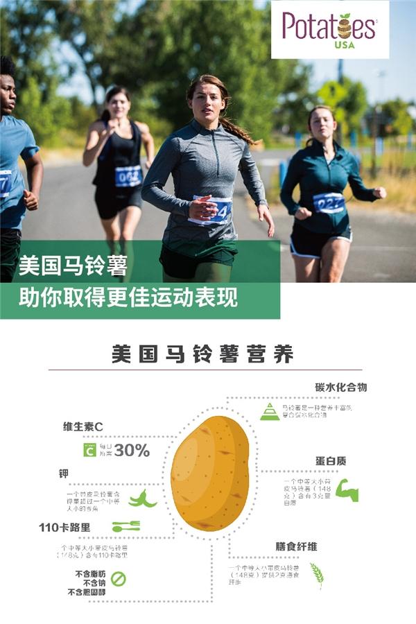 """2021樱花跑女子10公里""""樱""""你而来,美国马铃薯助你取得更佳运动表现!"""