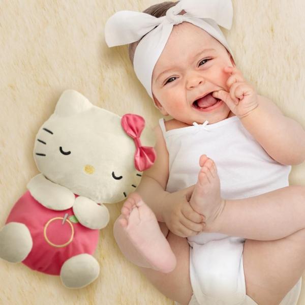 费雪首度携手Sanrio Baby(三丽鸥)推出联名产品:缓解育儿焦虑,解放妈妈双手