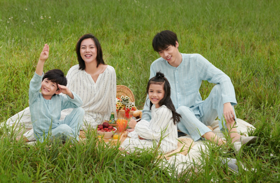 棉花时代新家居服 享受棉花品质生活