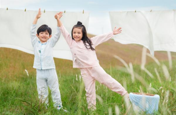 全棉时代家居服上新,享受全棉品质生活
