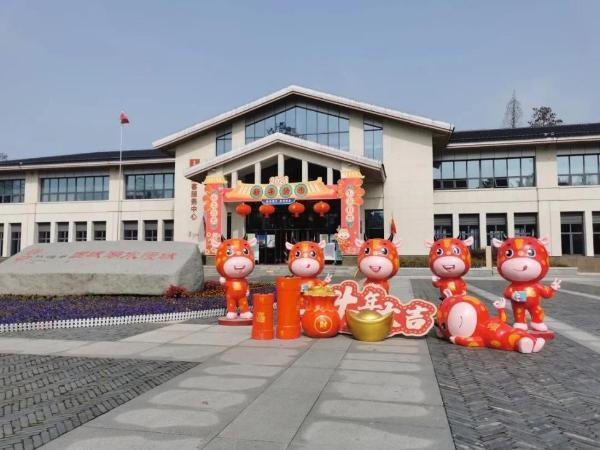 南京高淳:慢城的新年活动非常热闹 乡村旅游和度假成为春节的新时尚