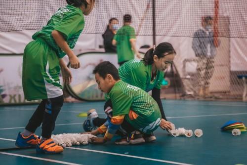 花香盛世羽毛球培训全线升级 深耕青少年体育教育