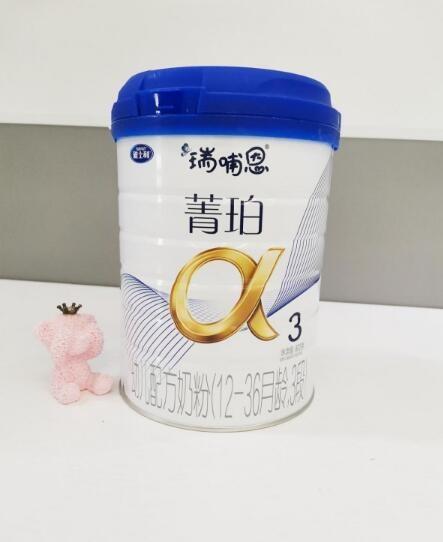 最接近母乳的奶粉是哪一款?嘴挑的宝宝爱上瑞哺恩菁珀