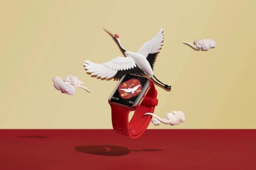 智能手表哪款好?OPPO Watch故宫新禧版:手腕上的国风新潮