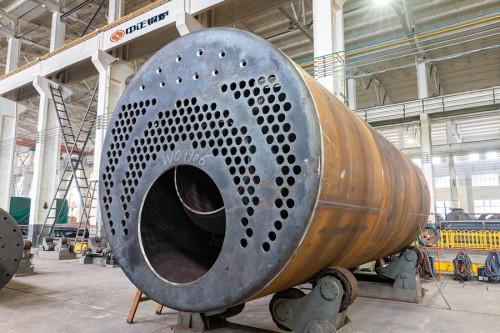 中正燃气锅炉再获世界500强企业认可 中标华晨宝马分布式能源项目