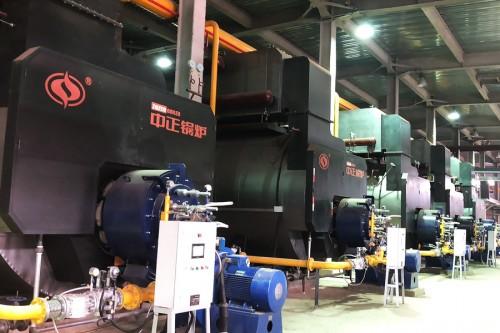 中正燃气锅炉被世界500强企业认可 并中标华晨宝马分布式能源项目