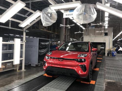 中国自主知识产权首台L2+自动驾驶S61交车仪式隆重举行