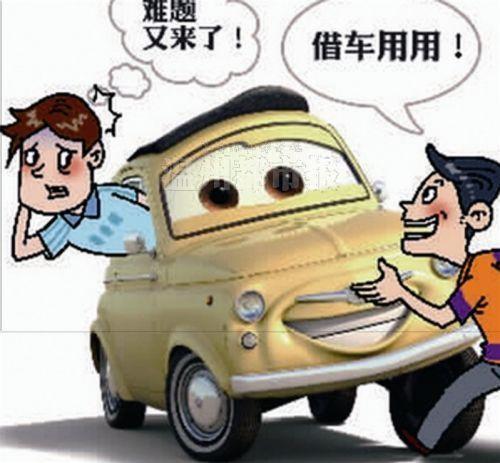 车辆闲置麻烦多,看看租车为你解忧