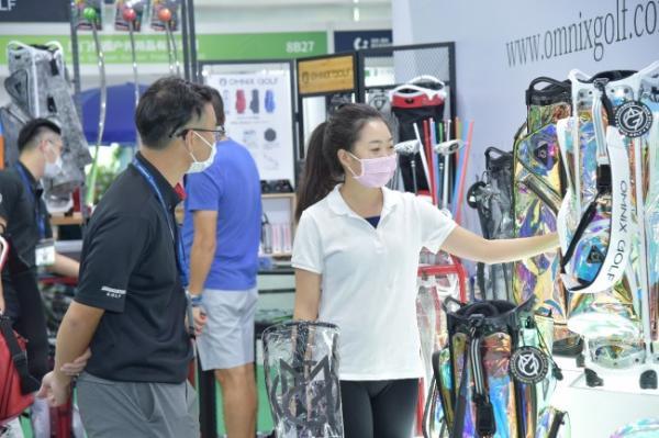 高尔夫热潮四月优雅袭卷鹏城,深圳值得期待的运动类别盛会