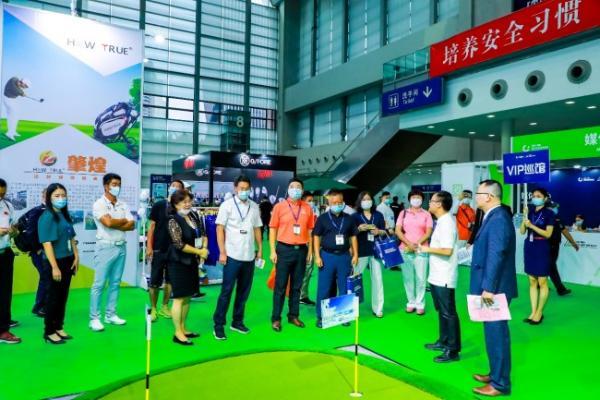 4月 高尔夫热潮优雅地席卷彭城 深圳值得期待的体育类赛事