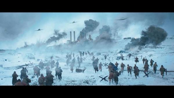 《边境迷雾》一部极具商业价值的俄罗斯战争大片