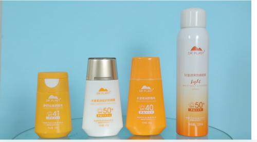防晒护肤植物学家曹宪防晒解锁更好的防晒性能