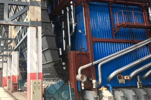 中正锅炉为辽宁大气污染治理提供设备支持 以节能减排捍卫环境保护