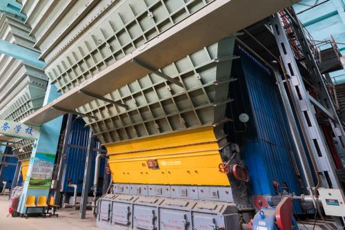 中正锅炉为辽宁大气污染治理工作提供设备支持 用节能减排捍卫环保
