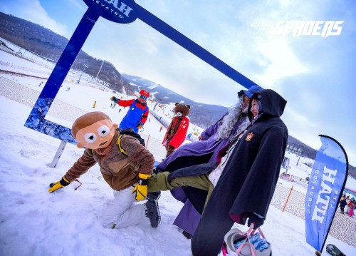 美国犹他州联合黑桃滑雪俱乐部共同推广犹他滑雪资源