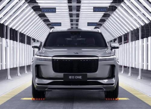 理想汽车严格把控产品质量,保障每位车主的用车体验