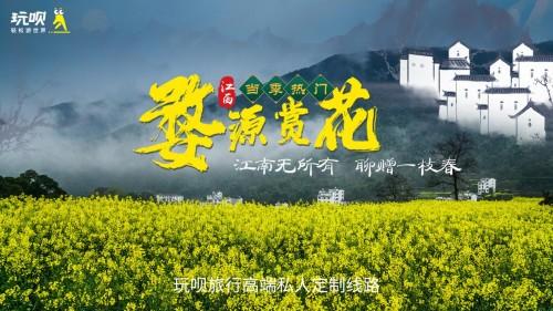 游玩和旅游度身定制江西婺源游 体验千年文化遗产