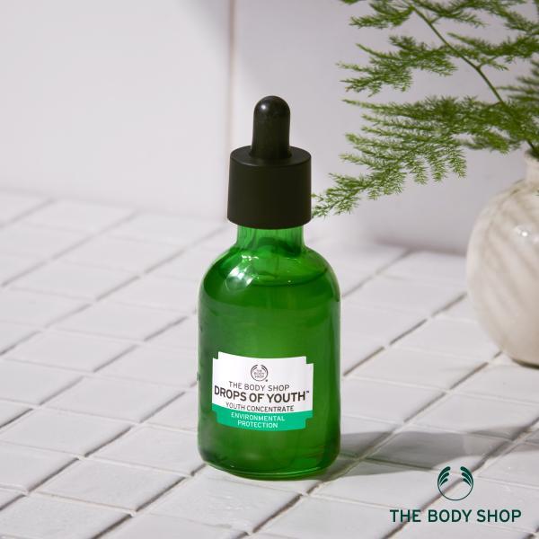 活出更好的自己——The Body Shop美体小铺植物精萃活肌精华