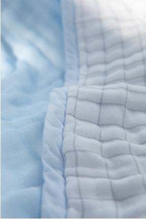 一被子好棉 | 全棉时代纱布被,用心呵护睡眠