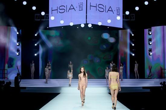 HSIA·遐春夏新品发布秀成功举办