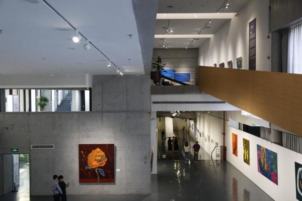 """李霖、吴玥婷等艺术家力作走进罗湖美术馆,共同演绎""""节奏中的我们"""""""