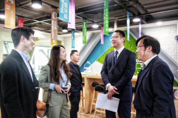 G60云创空间盛大启幕,震坤行入选临港松江科技城首批创新功能平台名单