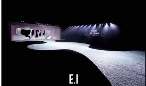 E.I Love 2021冬季发布会圆满结束 中国品牌增加亲子时尚力量
