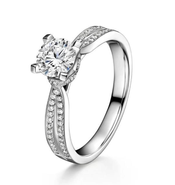 """春季""""结婚潮""""来袭,ALLOVE钻石为婚礼增添甜蜜"""