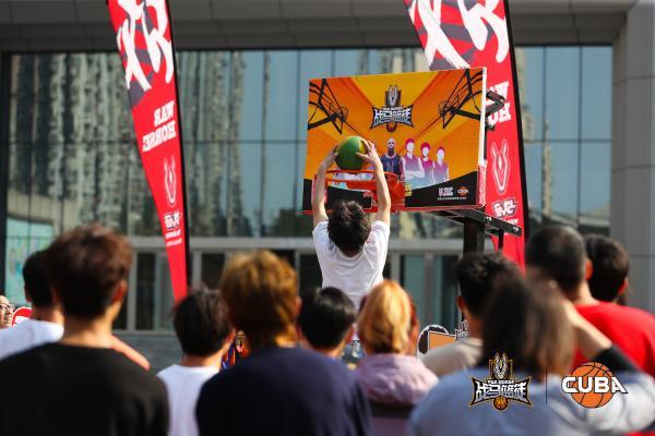 CUBA全明星赛热度爆表 战马篮徒打造篮球新势力