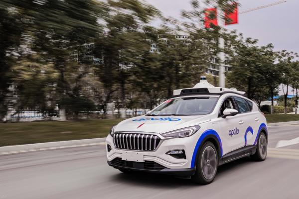 百度Apollo中标成都高新区5G智慧城智能驾驶项目,中国西部智能驾驶产业生态建设提速