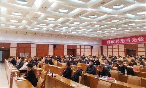 """""""百+党建工程""""启动仪式在大智教育成功举办"""