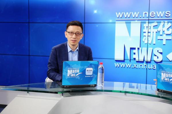 定位专家顾俊辉做客新华网:与众不同 帮助中国品牌在新时代赢得竞争