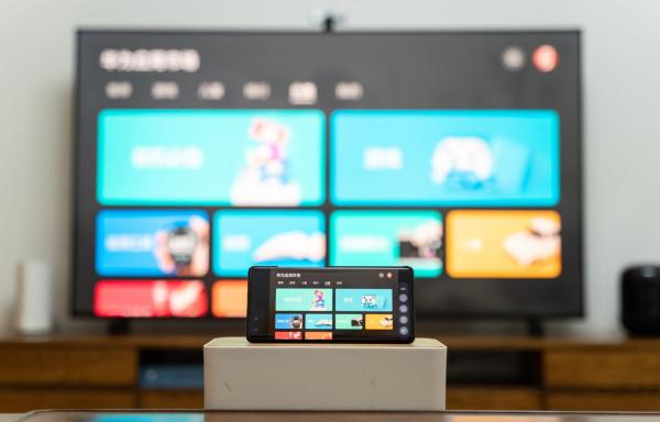 华为智慧屏S Pro 65,让你的家,有更多的精彩
