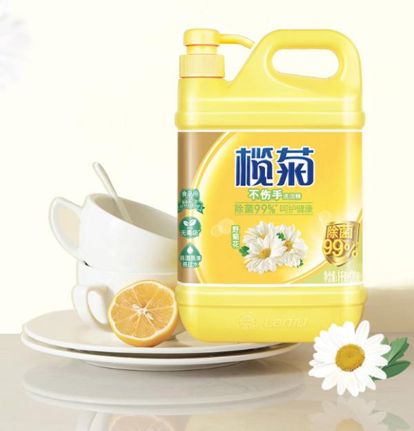 洗洁精哪个牌子更安全?榄菊洗洁精让你干干净净地开工