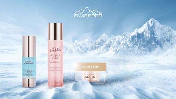 专业抗衰老 SWISSPRO瑞士普引领科技护肤潮流