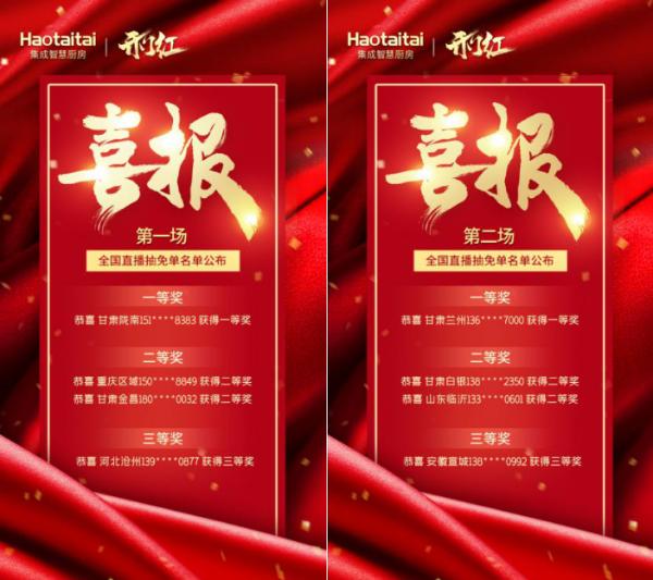 """春季家装季 买厨电正当时,Haotaitai""""开门红""""大促火热进行中"""