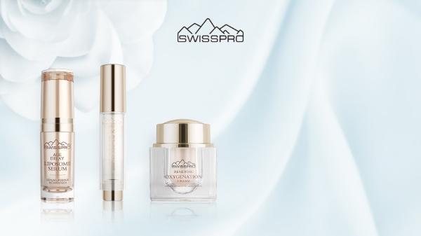 专业抗初老,SWISSPRO瑞仕普引领科技护肤潮流