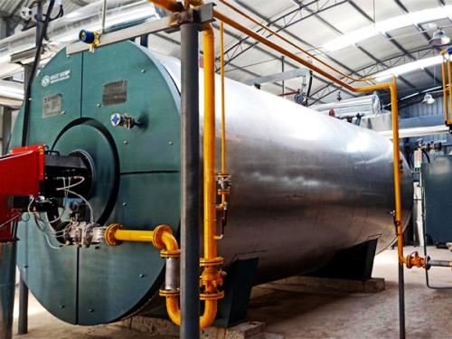 中正环保型燃气锅炉性能出色 为河南制药行业发展奠定稳固基础
