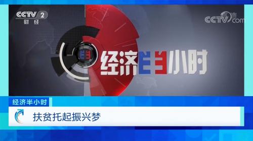 郑远元扶贫托起振兴之梦 获央视《经济半小时》