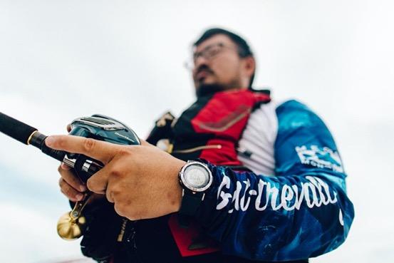 蔚蓝海洋的忠实守护者 戴上PRO TREK与我同行